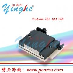 东芝Toshiba 喷头 东芝CA3/CA4/CA5喷墨打印头 原装正品打印喷头
